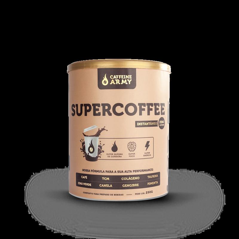 SuperCoffee (220g) Caffeine Army