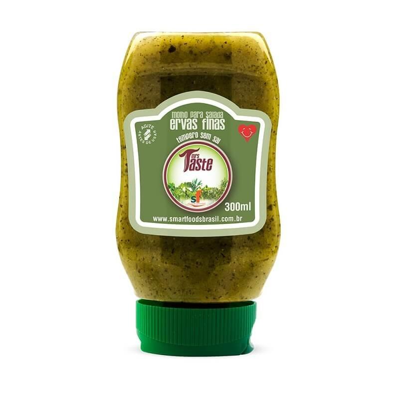 Molho Ervas Finas (300ml) Mrs. Taste