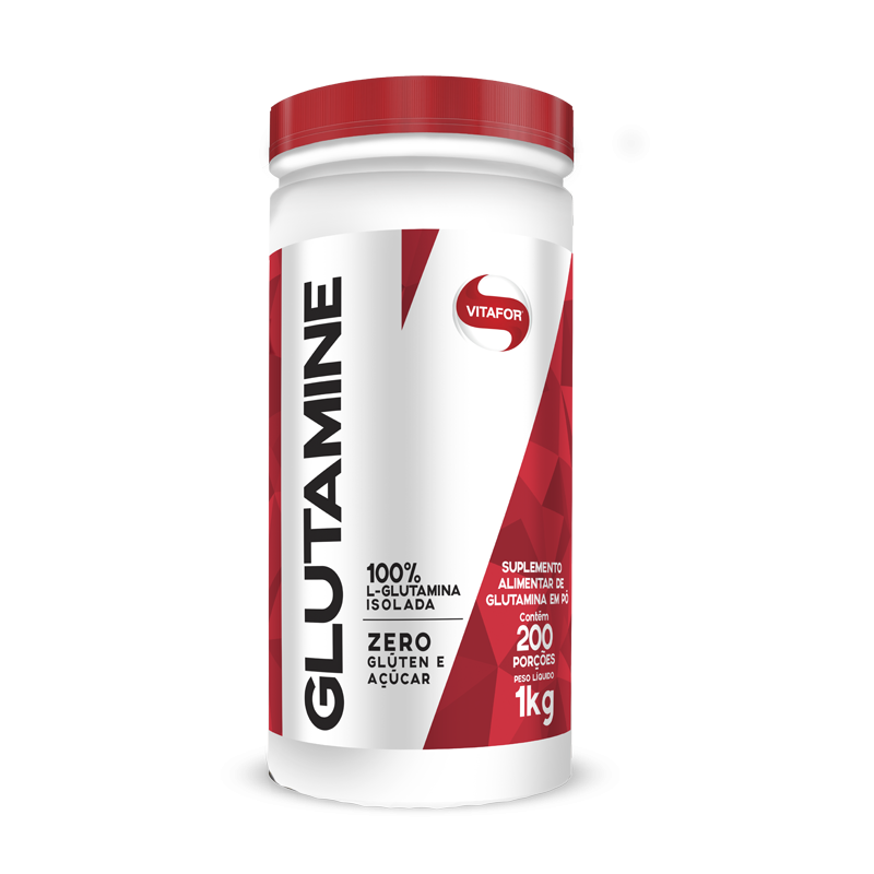 Glutamine (1000g) Vitafor