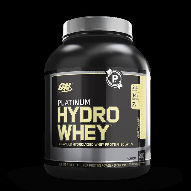 Platinum Hydro Whey (3.5lb/1590g) Optimum Nutrition