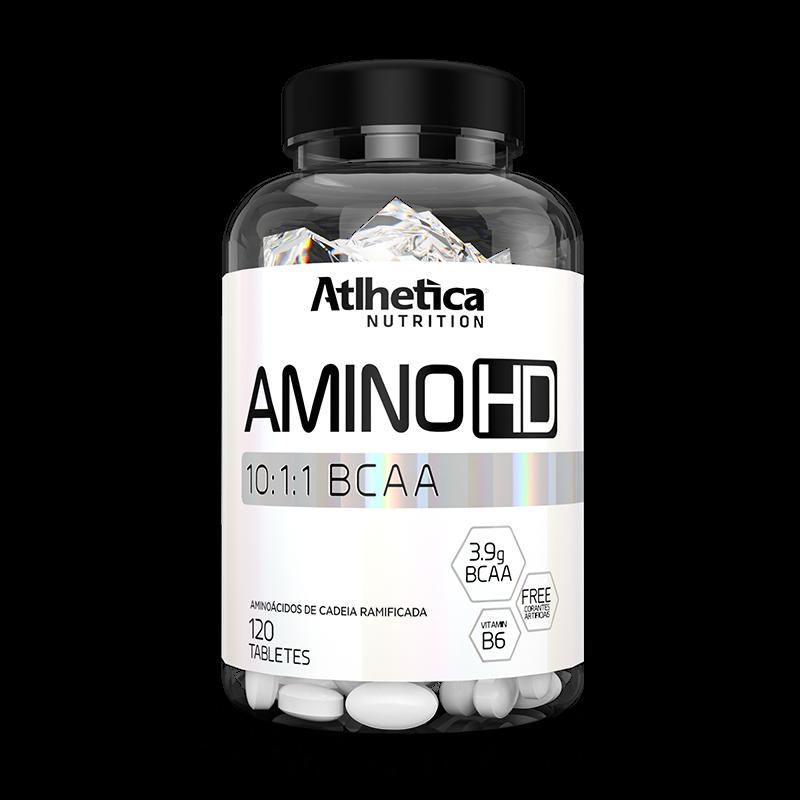 Amino HD 10:1:1 (120tabs) Atlhetica Nutrition