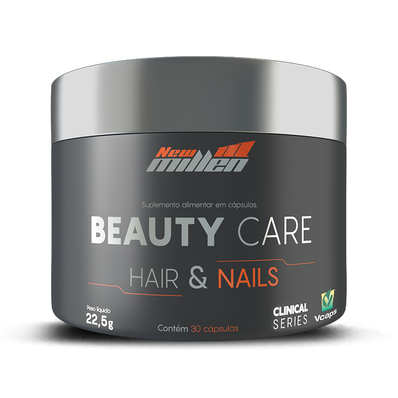 Beauty Care Hair & Nails (30caps) New Millen