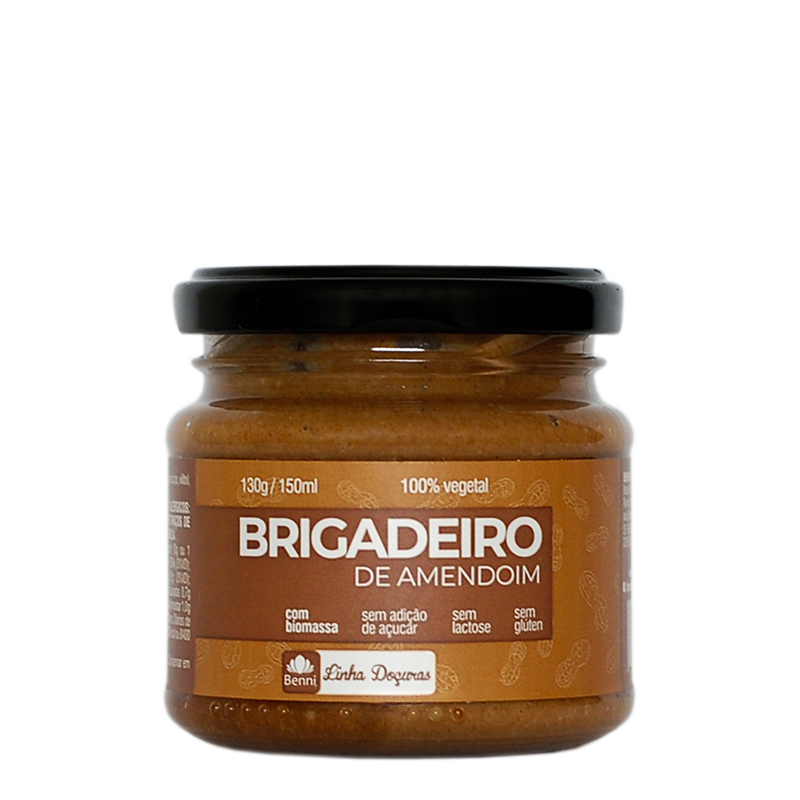 Brigadeiro de Amendoim (130g) Benni