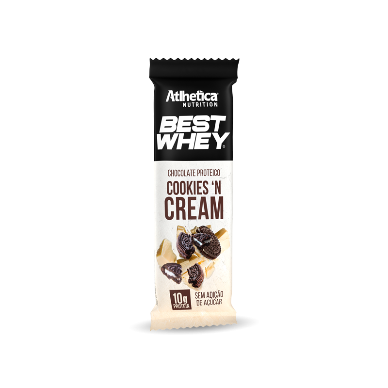 Best Whey Chocolate Proteico (Unidade-50g) Atlhetica Nutrition