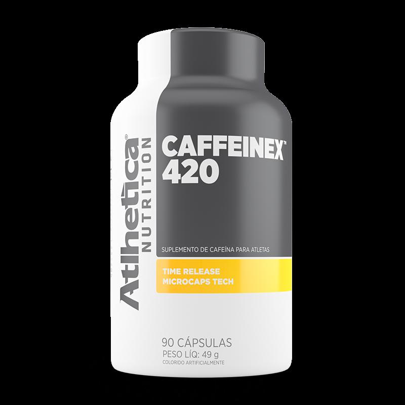 Caffeinex 420 (90caps) Atlhetica Nutrition