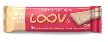 Chocolife Loov Branco (25g) Chocolife
