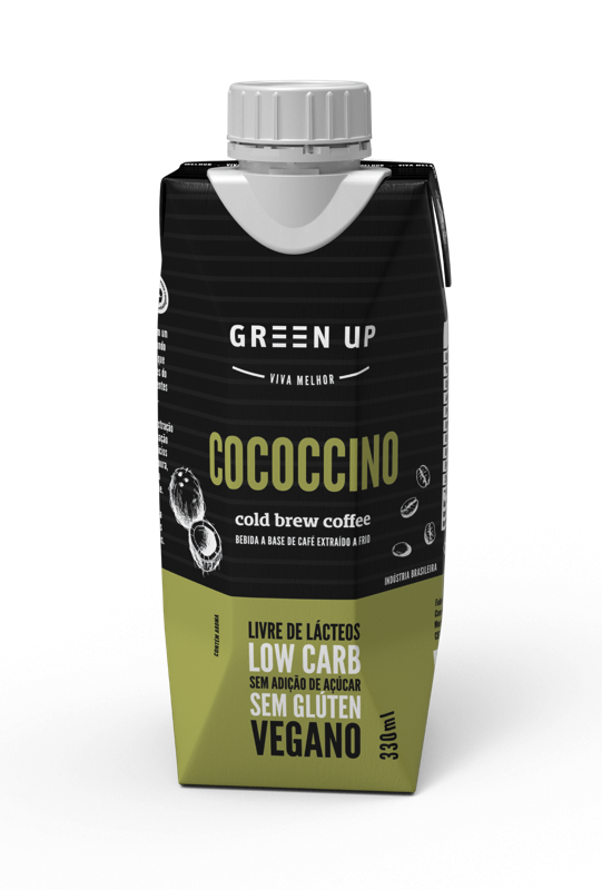 Cold Brew Cococcino 330ml - Green Up