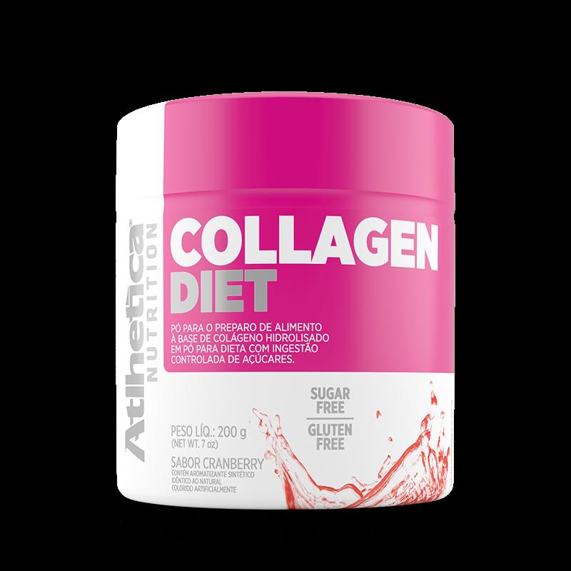 Collagen Diet (200g) Atlhetica Nutrition
