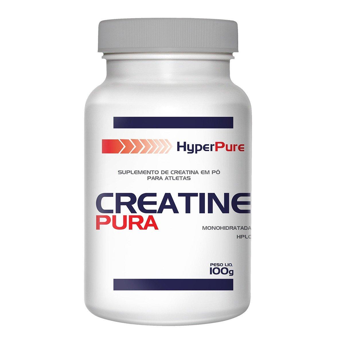 Creatina Pura (100g) HyperPure