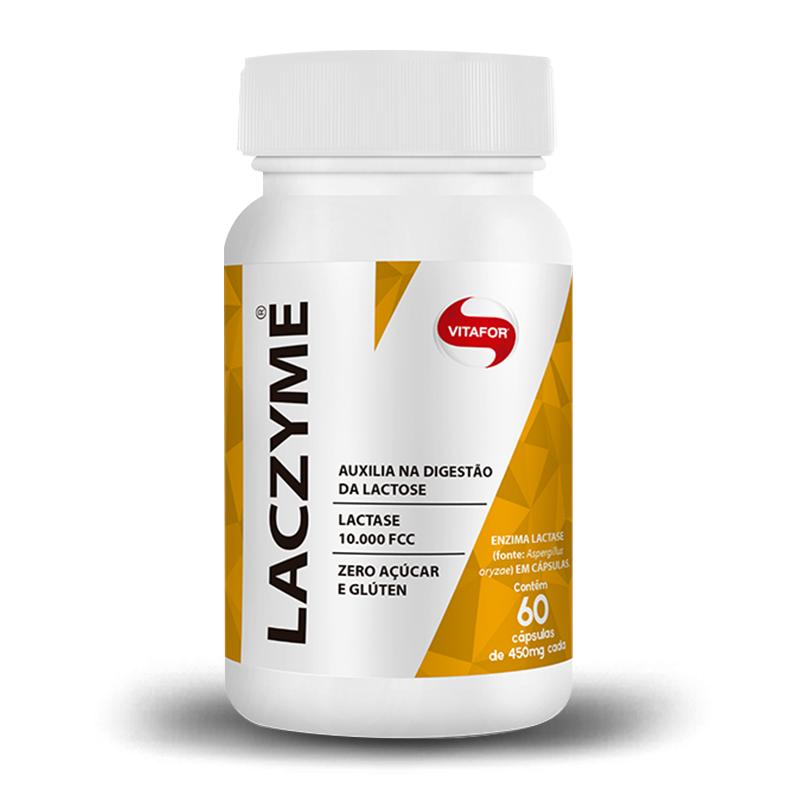 Laczyme (60caps) Vitafor - 50% OFF