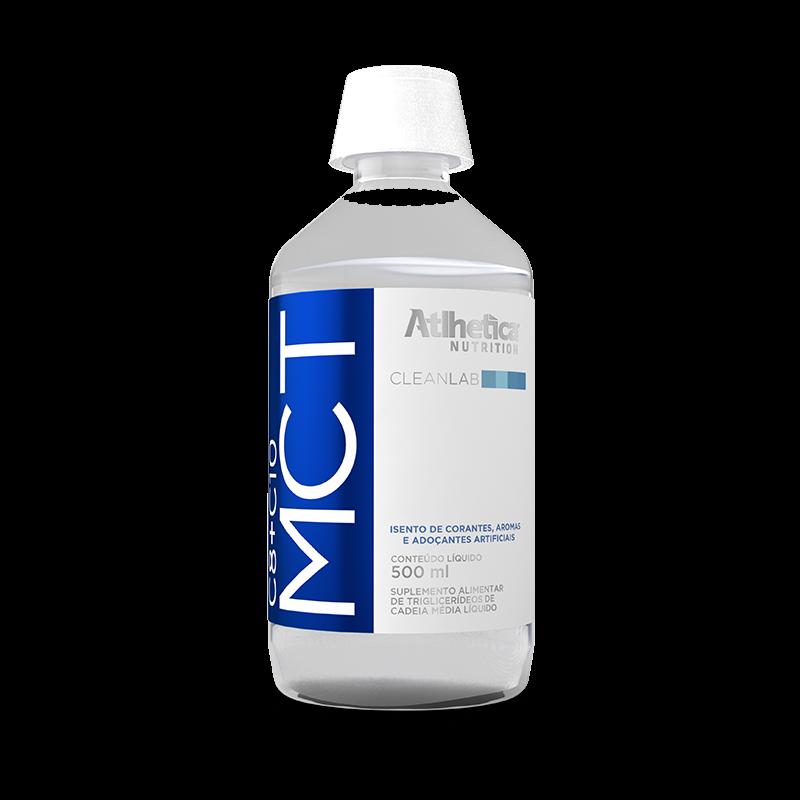 MCT C8+C10 (500ml) Atlhetica Nutrition