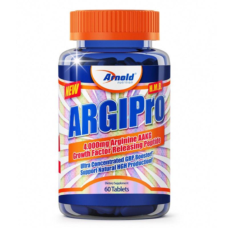 ARGIPro com HMB (60tabs) Arnold Nutrition