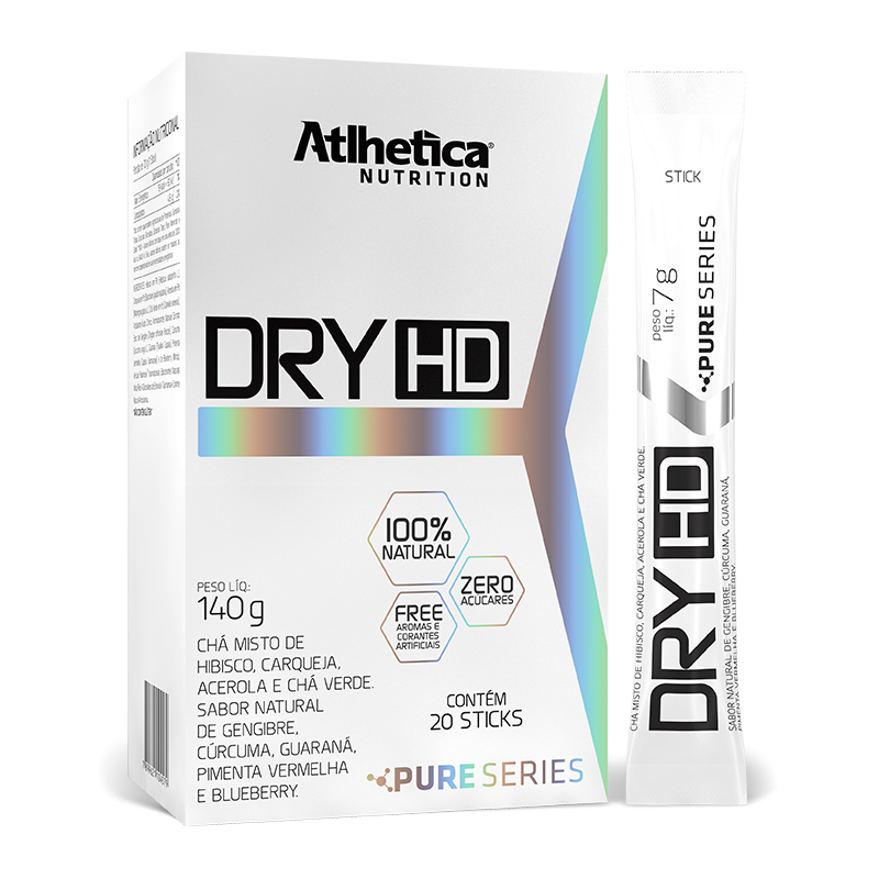 DRY HD (140G) ATLHETICA NUTRITION