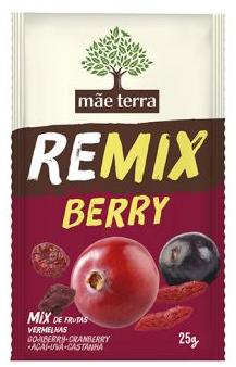 Remix Berry (25g) Mãe Terra