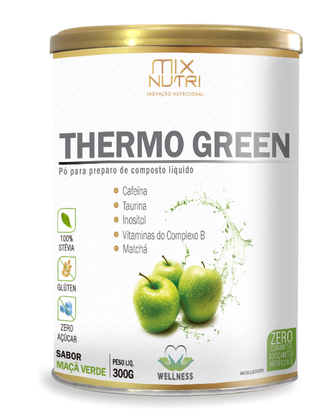 Thermo Green (300g) Mix Nutri