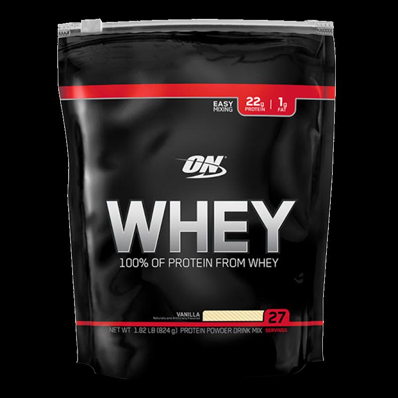 100% Whey Protein (1.8lb/825g) Optimum Nutrition