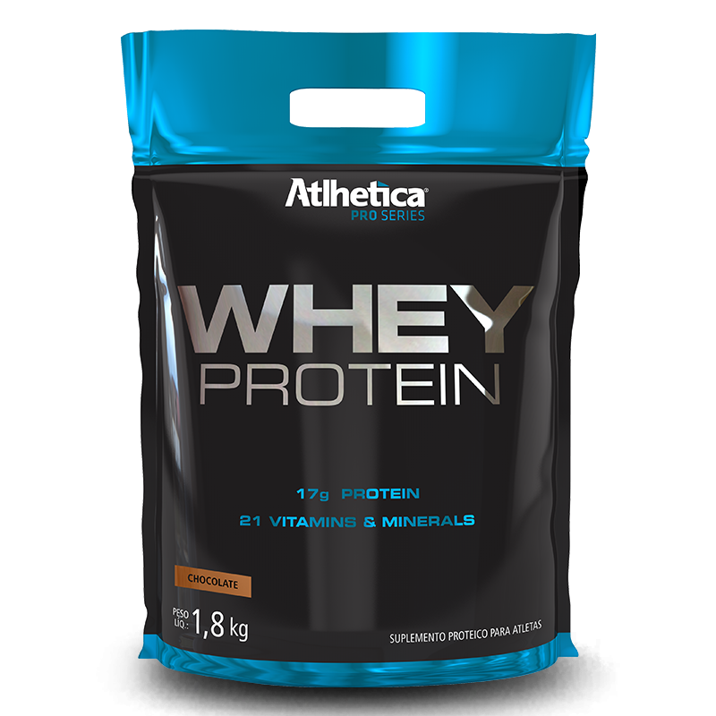 WHEY PROTEIN PRO SERIES (1800G-REFIL) ATLHETICA NUTRITION