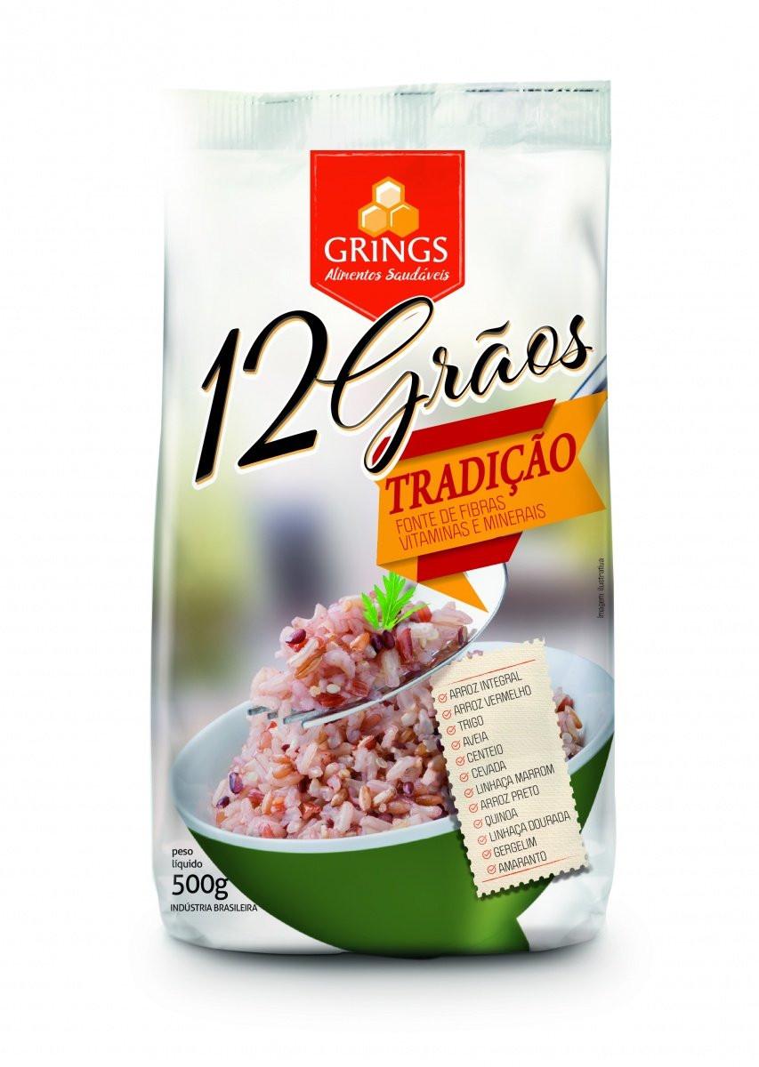 12 Grãos (500g) Grings