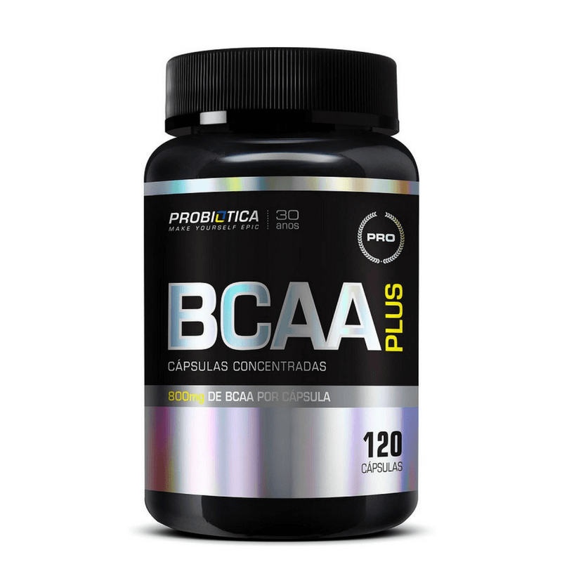 BCAA Plus (120caps) Probiótica