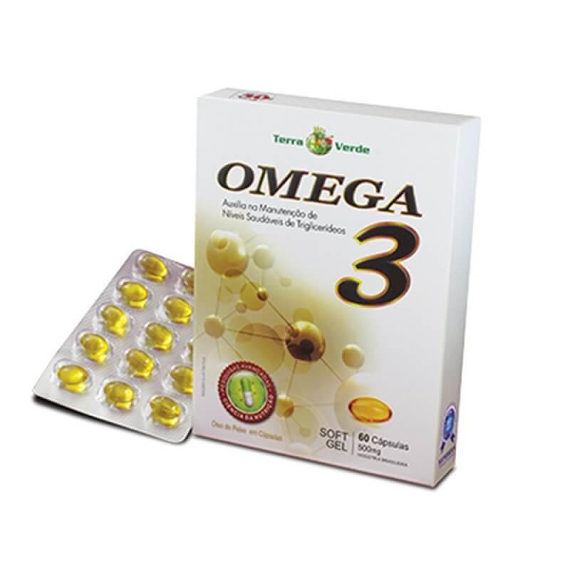 Omega 3 (60caps) Terra Verde
