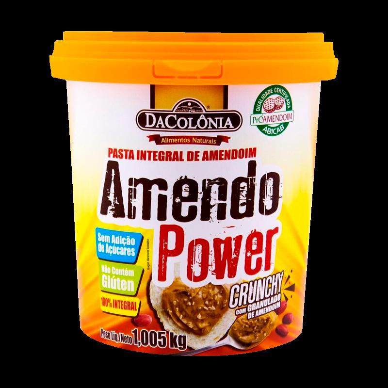 Amendo Power Crunch (1.005kg) DaColônia