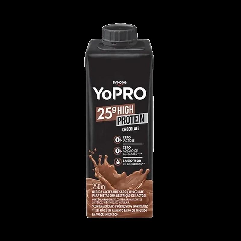 YoPro 25g (250ml) Danone-Chocolate