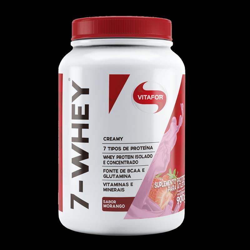 7 Whey Creamy (900g) Vitafor