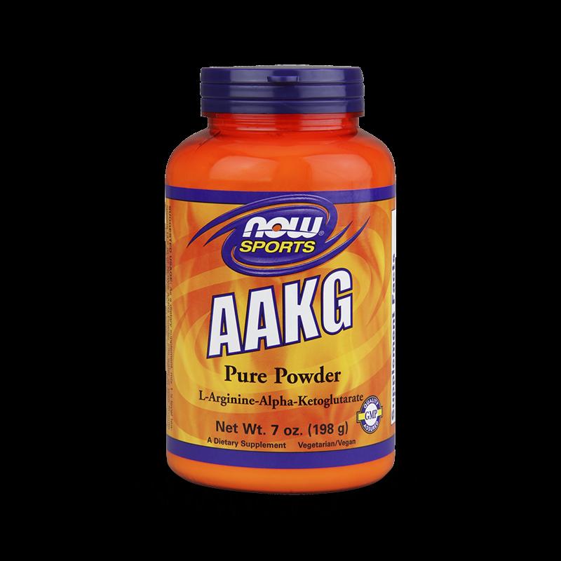 Arginina AAKG (198g) Now Sports