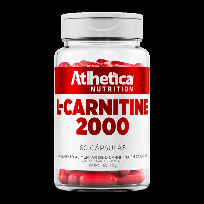 L-Carnitine 2000 (60caps) Atlhetica Nutrition