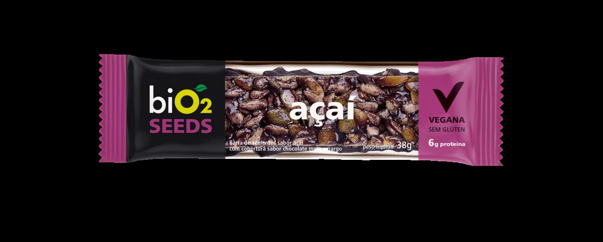 Barra Seeds Açaí (38g) BiO2