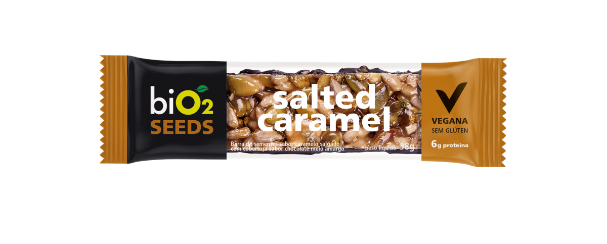 Barra Seeds Salted Caramel (38g) BiO2