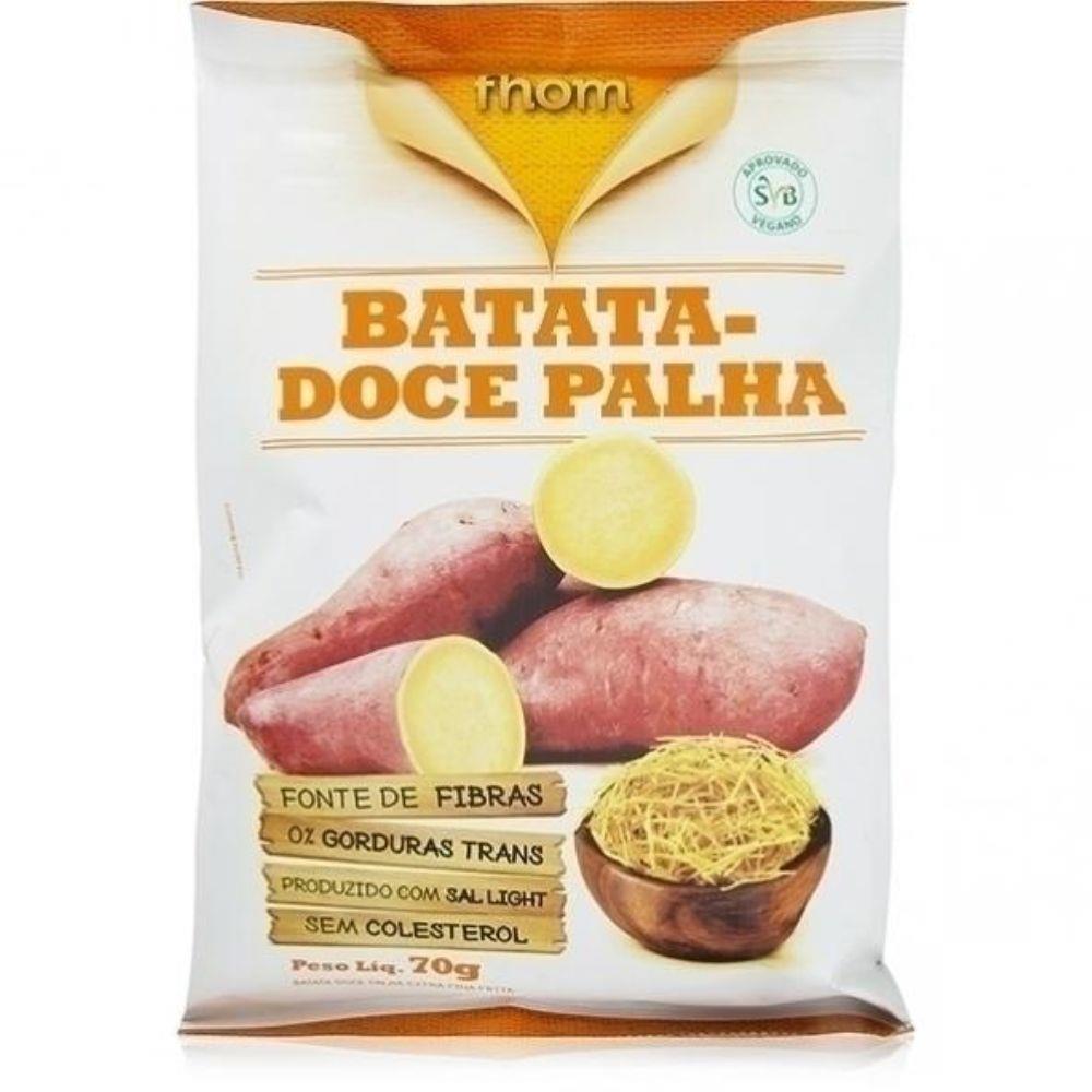 Batata Doce Palha (70g) Fhom