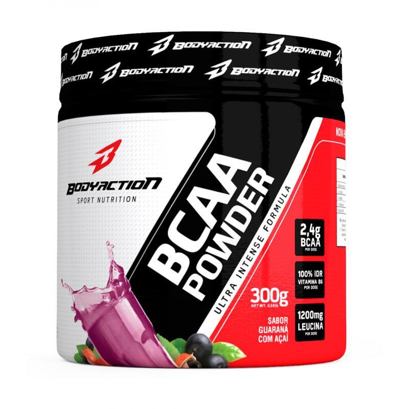 BCAA Powder (300g) BodyAction