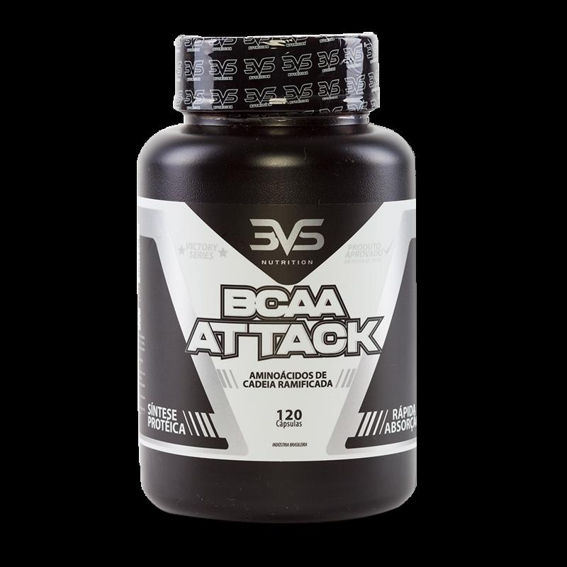 BCAA Attack (120caps) 3VS