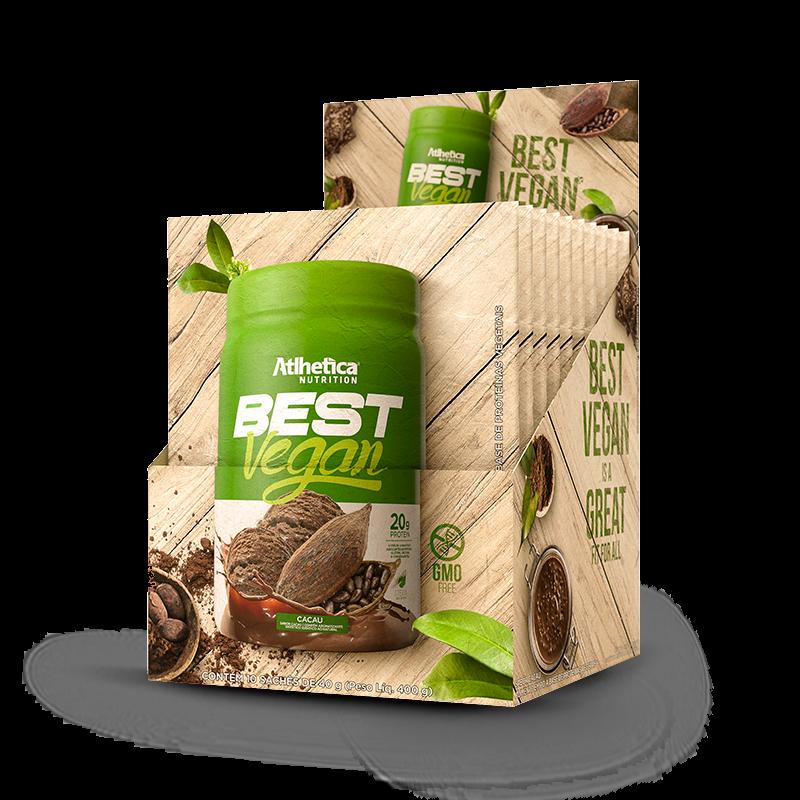 Best Vegan (10unid-35g) Atlhetica Nutrition