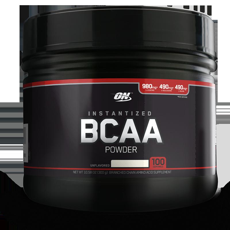 BCAA Powder (0.6lb/300g) Black Line Optimum Nutrition