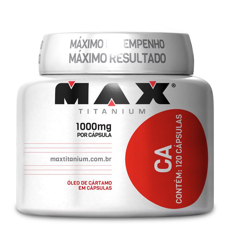 CA (120caps) Max Titanium