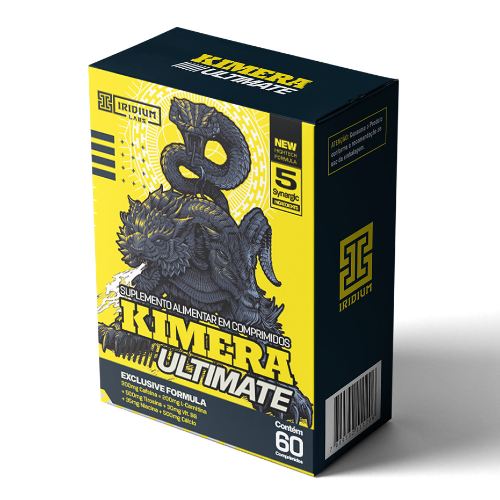 Kimera Ultimate (60caps) Iridium
