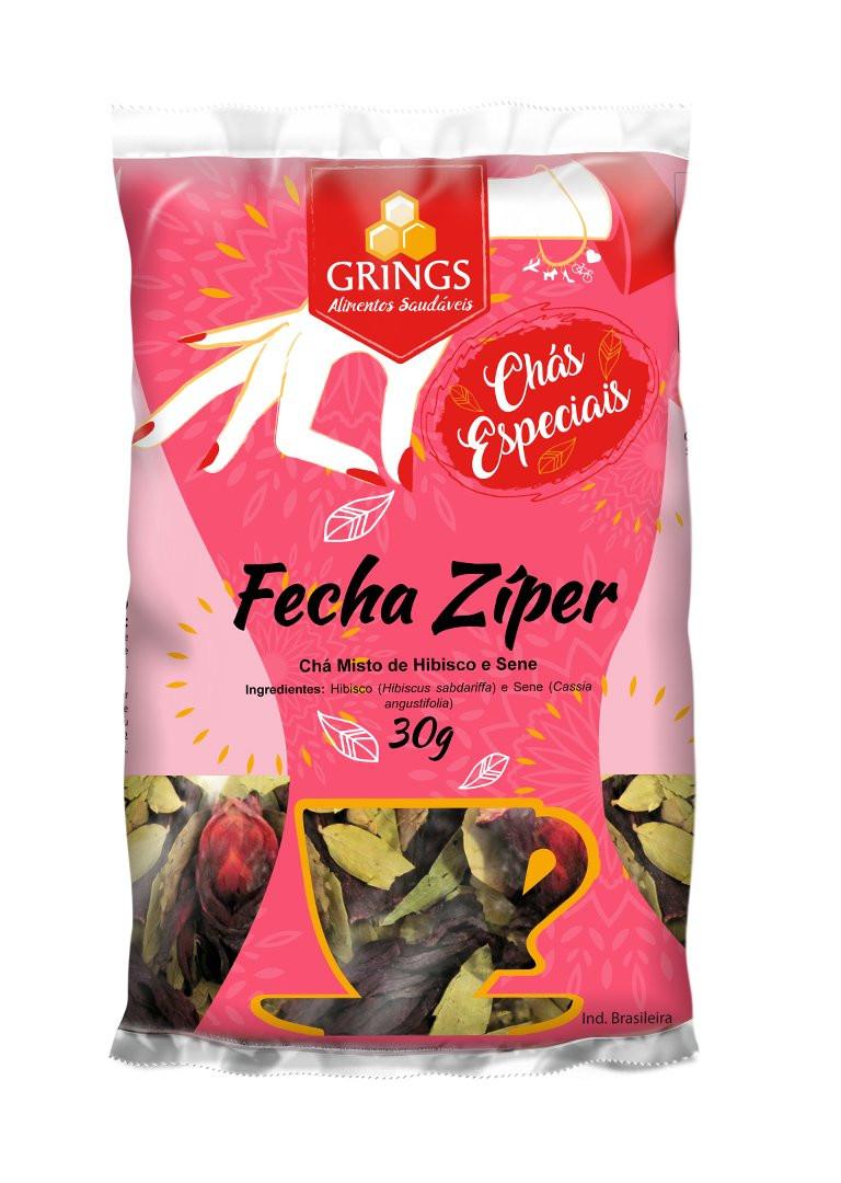 Cha Fecha Ziper 30g - Grings