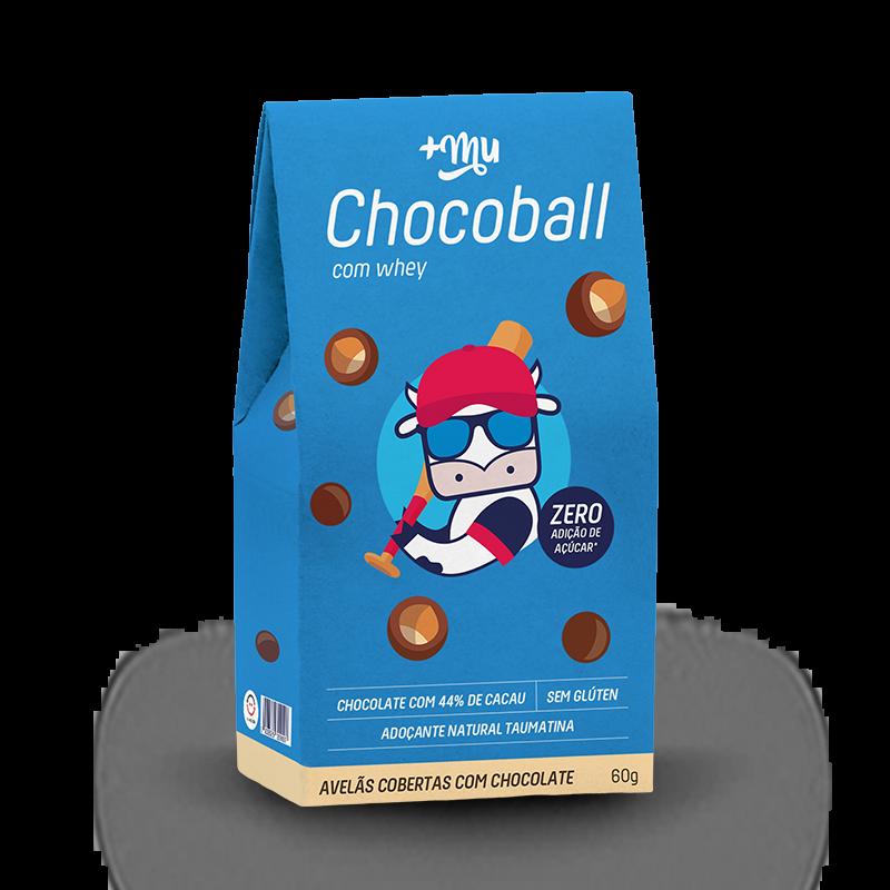 Chocoball (60g) + Mu