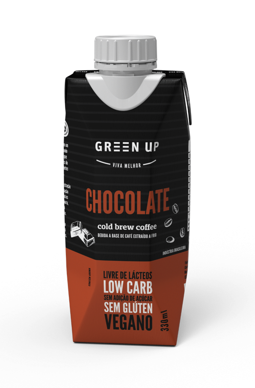 Cold Brew Chocolate (330ml) Green Up