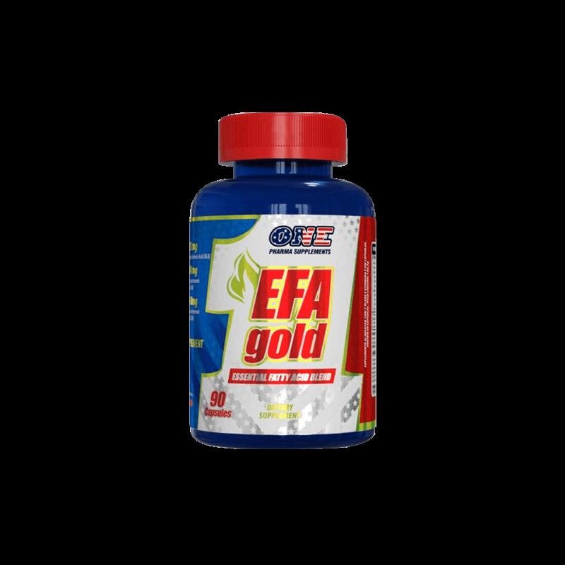 Efa Golden (90caps) One Pharma Supplements