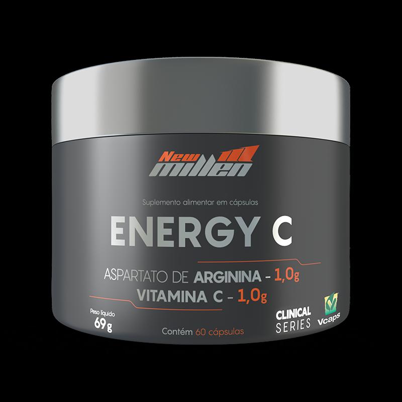 Energy C (60caps) New Millen