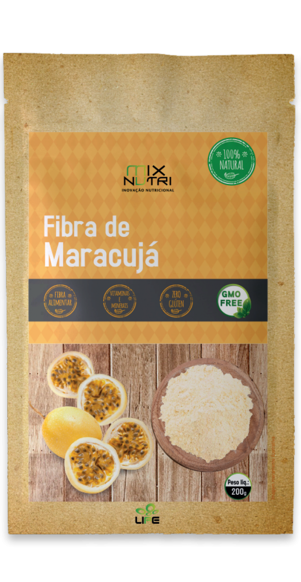 Farinha de Maracujá (200g) Mix Nutri