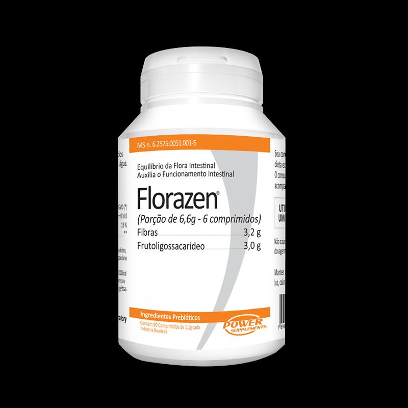 Florazen (90comp) Power Supplements