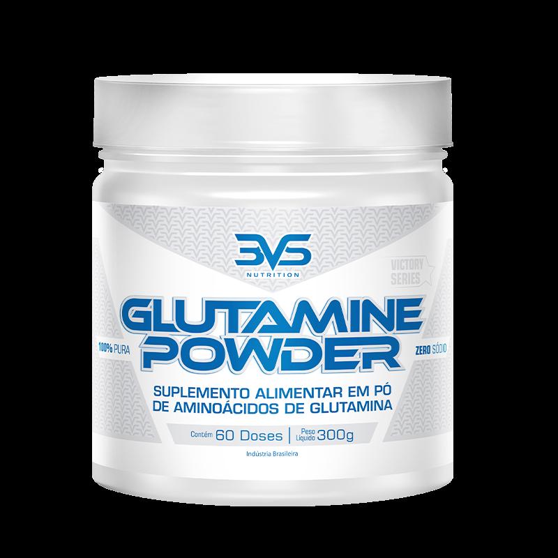 Glutamina (300g) 3VS