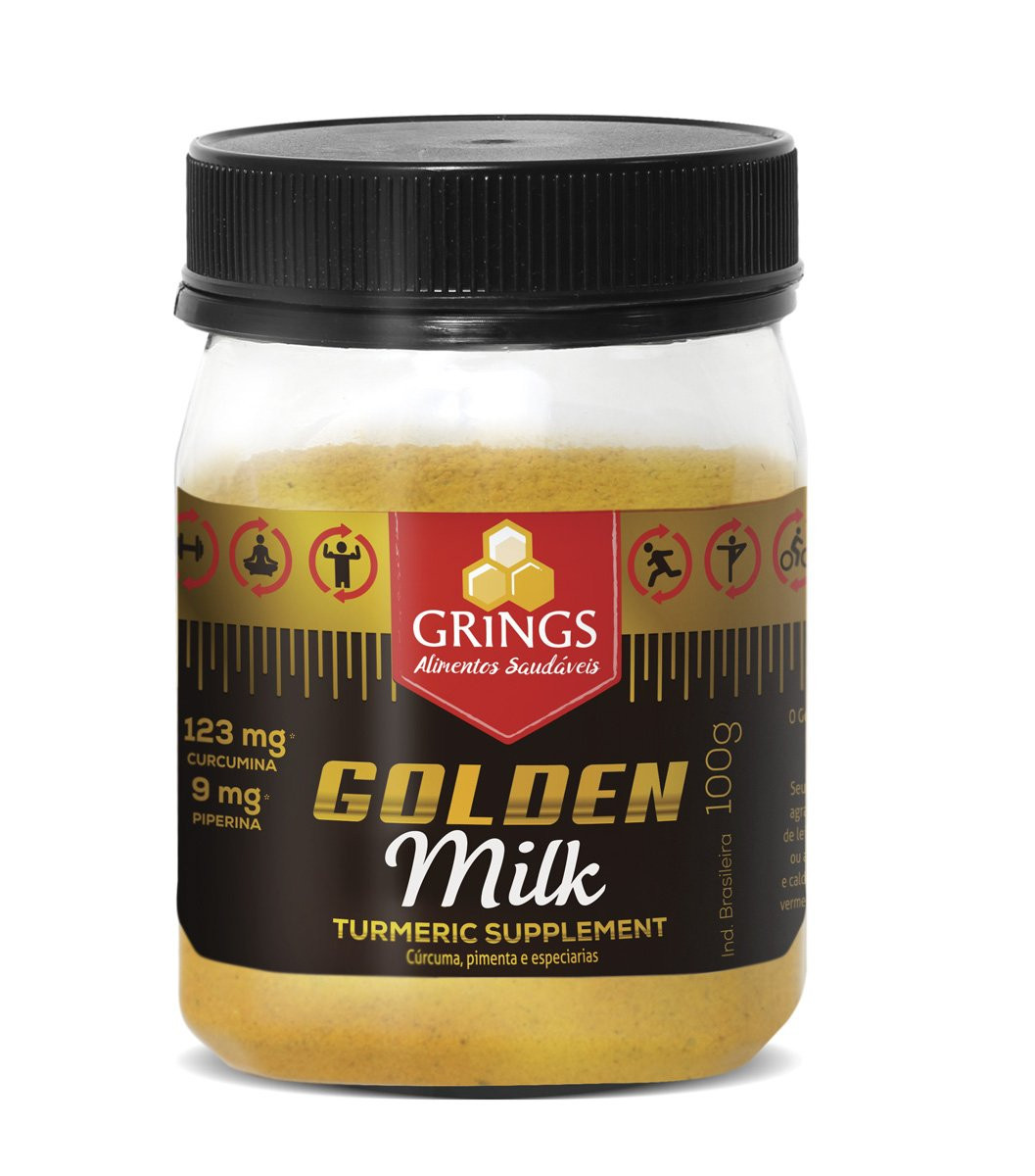Golden Milk 100g - Grings
