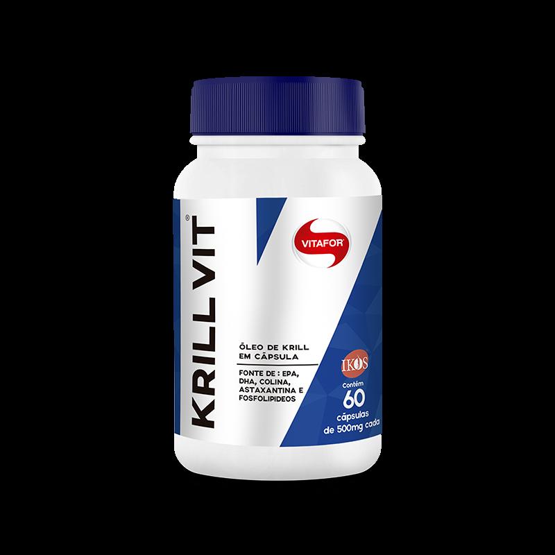 Krill Vit (60caps) Vitafor