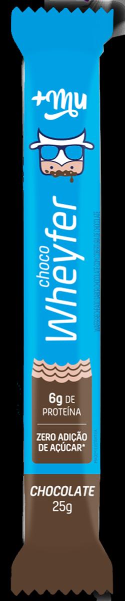 Choco Wheyfer (Unidade-25g) +Mu