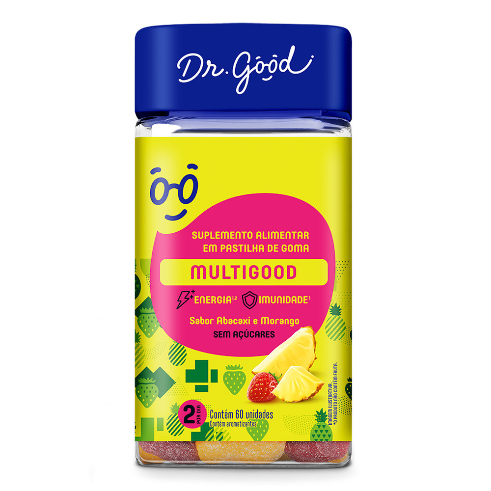 MultiGood (60gomas) Dr. Good